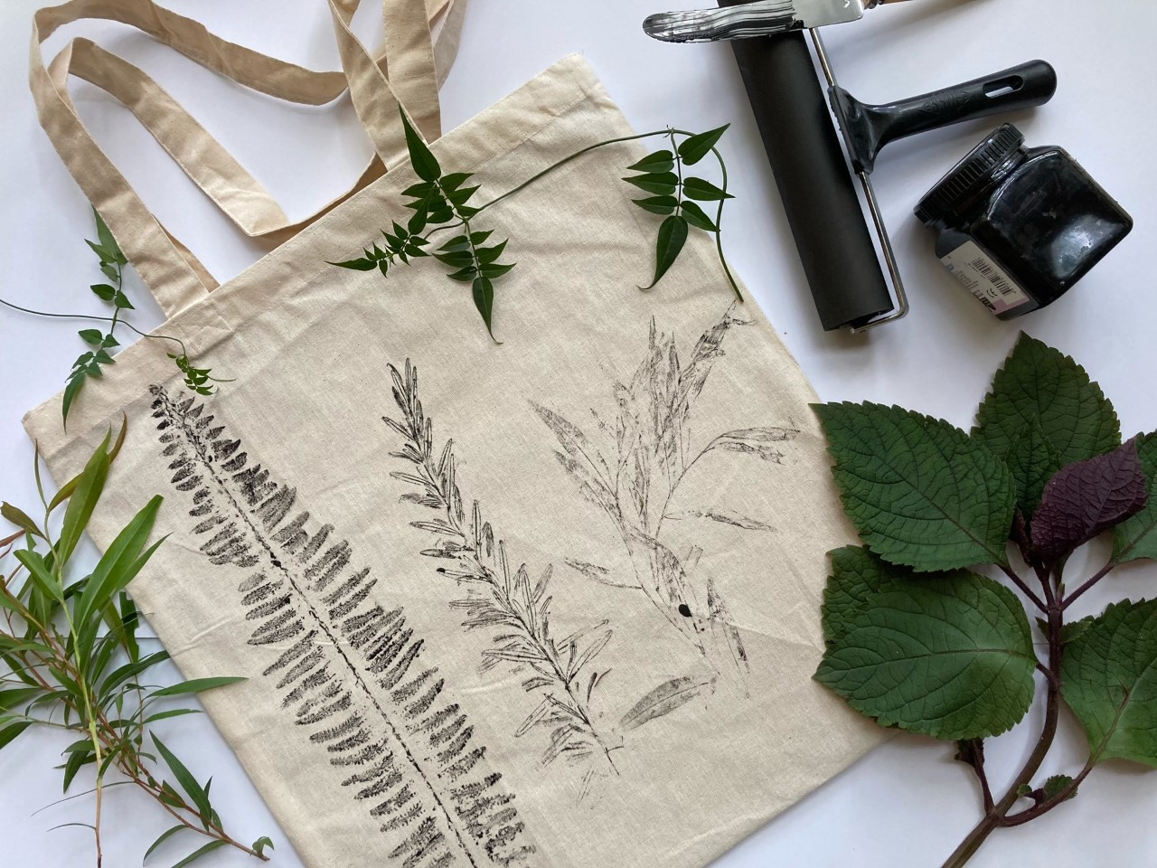 Botanical Print Making