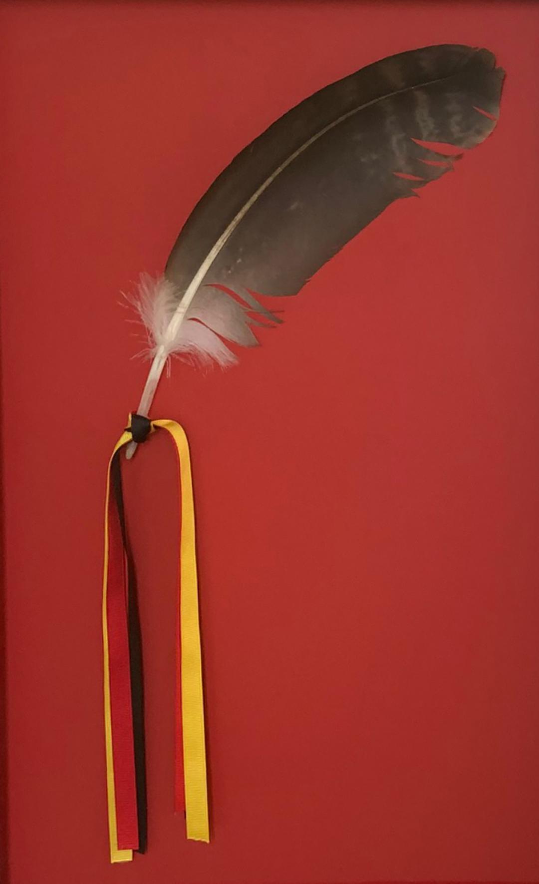 Bunjil Feather